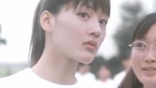 【お宝】人気女優 綾瀬はるかがブルマ姿で巨乳を揺らして走る!