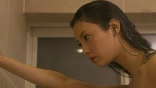 【お宝】人気女優 菜々緒の全裸シャワー&過激なガチ下着姿