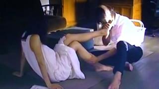 榮倉奈々(えいくらなな) 足をゆっくりと舐められるラブシーン映像