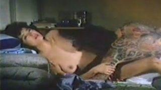 かたせ梨乃(芸能人)《極道の妻たち》映画で見せた巨乳丸出しヌード濡れ場セックスシーン映像