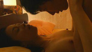 坂井真紀(女優)乳首出しのヌード濡れ場セックス映像。映画『ノン子36歳』