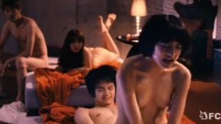 映画【愛の渦】池松壮亮と門脇麦。大人しそうな麦ちゃんだが喘ぎまくりのレア濡れ場。(※動画あり)